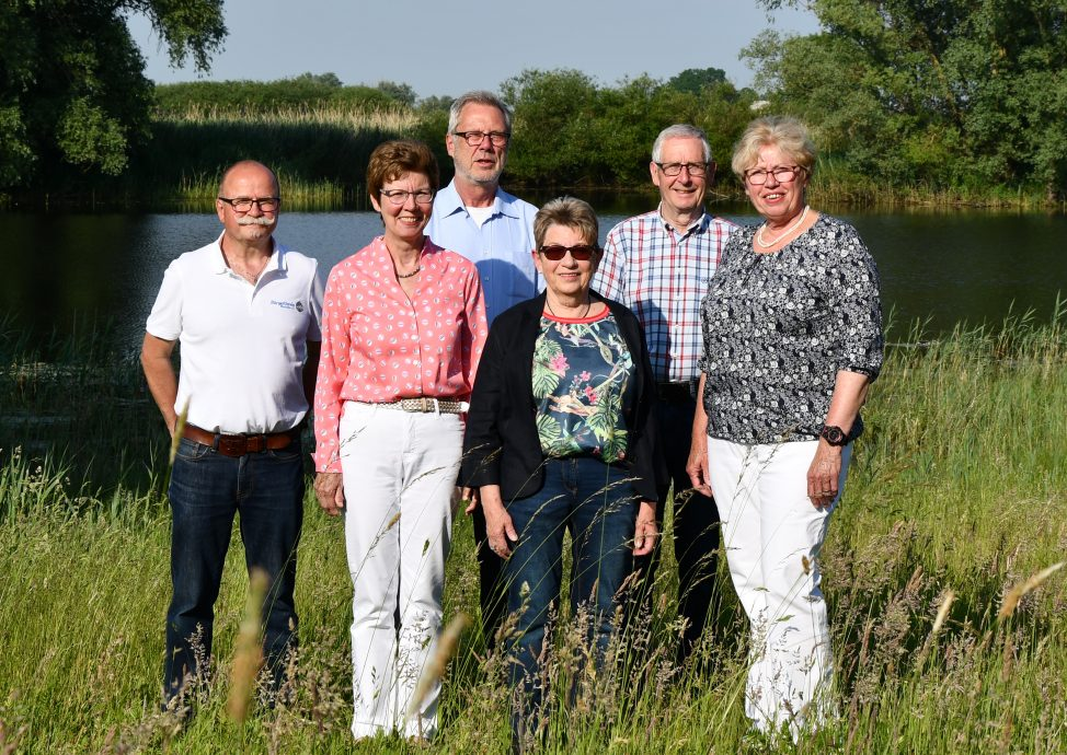 Vorstand des BürgerVereins Bleckede